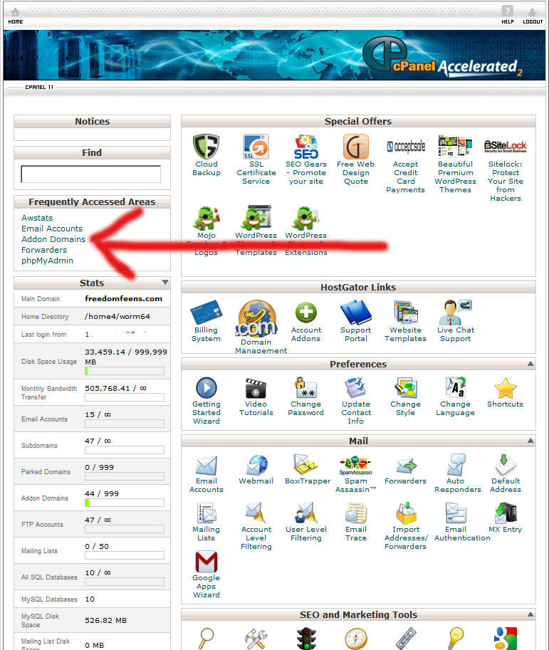 how to set up ftp with cpanel deluxe