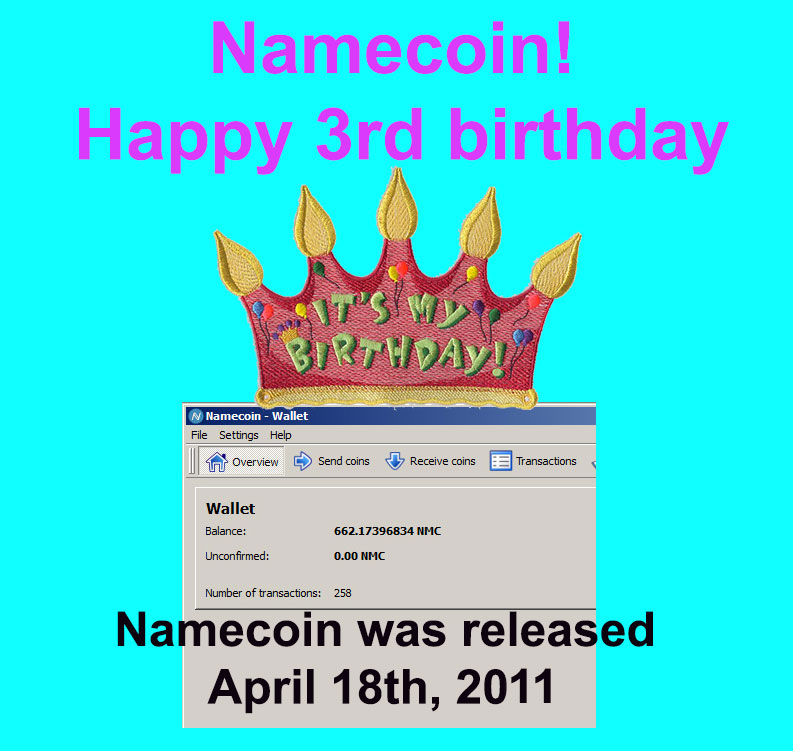 Namecoin3years